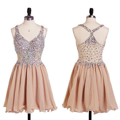charming homecoming dress,short Prom Dress,cheap Prom Dress,A-line Prom Dress,party dress,BD774