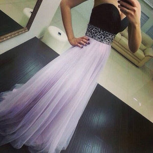 Off-shoulder Prom Dresses, Unique design Prom Dress,A-line Prom Dresses,Floor Length Prom Dress,Belt Prom Dresses,PD00220