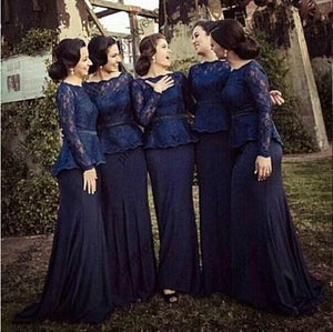 Long Sleeve Bridesmaid Dresses,Unique Design Bridesmaid Dress,New Arrival Bridesmaid Dress,Cheap Bridesmaid Dresses,Charming Bridesmaid Dress,PD00226