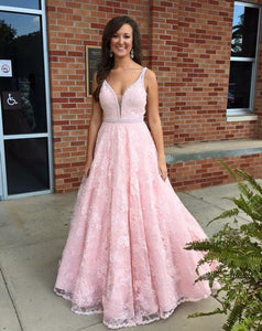 A-line Prom Dresses,V-neck Prom Dress,Sweetheart Prom Dress,Charming Prom Dress,Fashion Prom Dress,PD0073