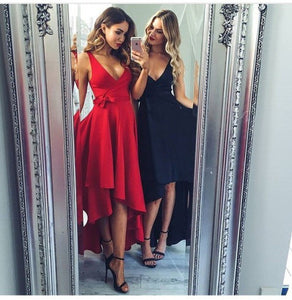 Fashion Prom Dresses,Deep V-neck Prom Dress,Sexy Prom Dress,Modern Prom Dress,2017 Prom Dress,PD0063