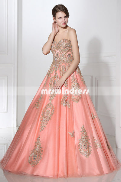Simple Prom Dresses,Vintage Prom Gowns,Long Evening Dress, Evening dresses,LX359