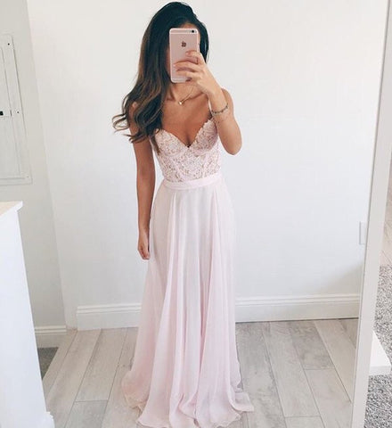 Spaghetti Straps Prom Dresses,Sweetheart Prom Dress,V-neck Prom Dress,Off-shoulder Prom Dress,Cheap Prom Dress,PD0050