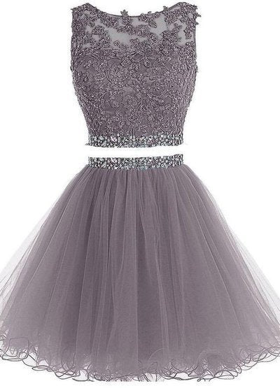 Save Two piece homecoming dresses,PD45425