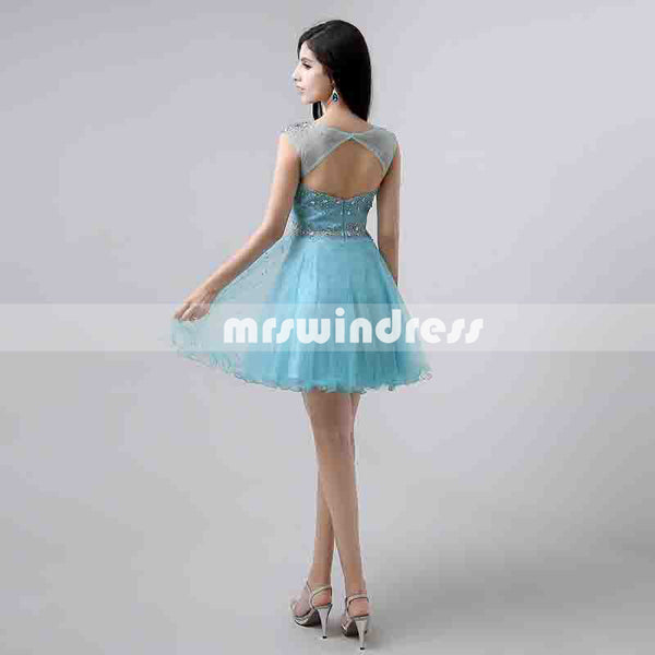 Simple Prom Dresses,Vintage Prom Gowns,Elegant Evening Dress,Cheap Evening dresses,AJ032
