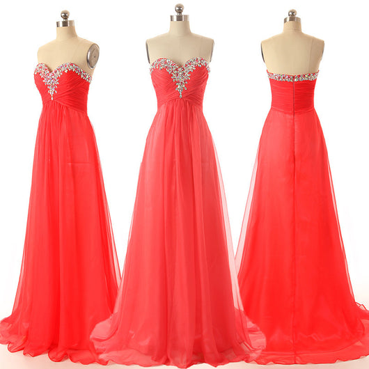 long prom dress,charming Prom Dress,red prom dress,2016 prom dress,formal party dress,BD1275