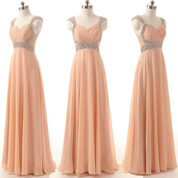 long prom dress,blush pink Prom Dress,cheap prom dress,2016 prom dress,evening dress,BD1277