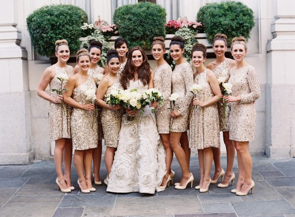 Mismatched Bridesmaid Dresses,Convertible Bridesmaid Dress,Sequin Short Bridesmaid Dress,Cheap Bridesmaid Dresses,New Arrival Bridesmaid Dress,PD00185