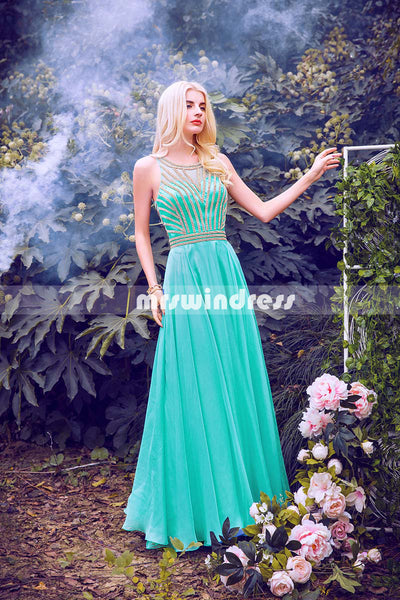 Simple Prom Dresses,Vintage Prom Gowns,Long Evening Dress, Evening dresses,LX411