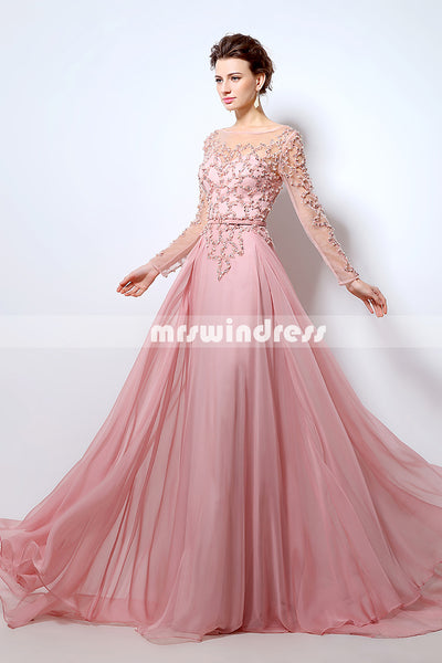 Simple Prom Dresses,Vintage Prom Gowns,Elegant Evening Dress, Evening dresses,LX051