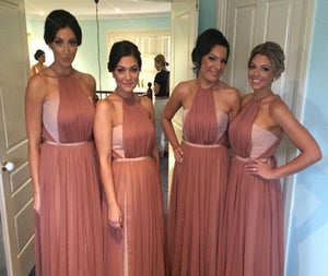 Special Design Bridesmaid Dress,Long Bridesmaid dress,Halter Bridesmaid Dress,Charming Bridesmaid dress,New Arrival Bridesmaid Dress,PD0061