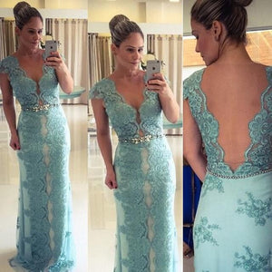 Cap Sleeve Prom Dresses,Elegant Prom Dress,Modern Prom Dresses,Fashion Prom Dress,Cheap Prom Dresses,PD00203