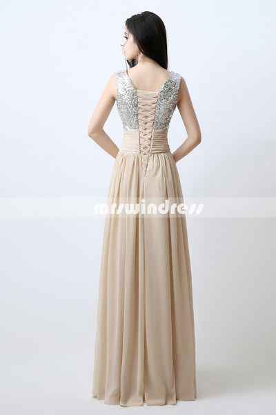 Simple Prom Dresses,Vintage Prom Gowns,long Evening Dress, Evening Dresses,SD125