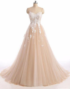 Sweetheart neck tulle lace long prom dresses, evening dresses,072512