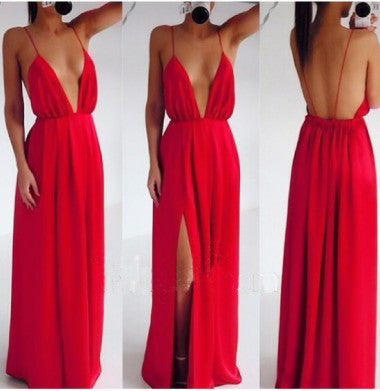 red Prom Dresses, 2016 Prom Dress,Dresses For Prom,sexy Prom Dress,long Prom Dress,BD893