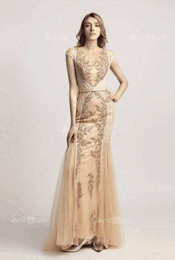 Simple Prom Dresses,Vintage Prom Gowns,long Evening Dress, Evening dresses,LX296