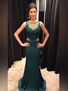 Charming Prom Dress, Long Prom Dresses, Sexy Mermaid Evening Dresses,PD4558904