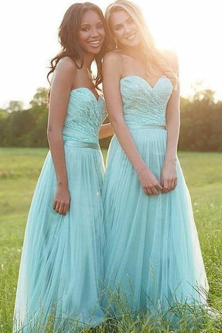popular sweetheart Bridesmaid Lace Dress for Wedding Party,BH91124