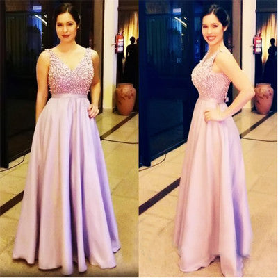 long Prom Dresses,lavender Prom Dress,A-line Prom Dress,charming Prom Dress,party dress,BD1013