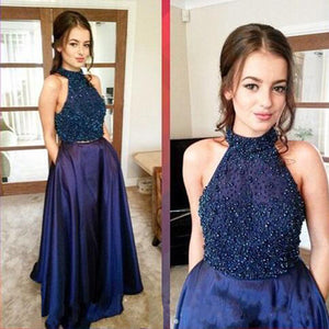 navy prom Dress,charming Prom Dress,long prom dress,backless prom dress,2016 prom dress,BD1000