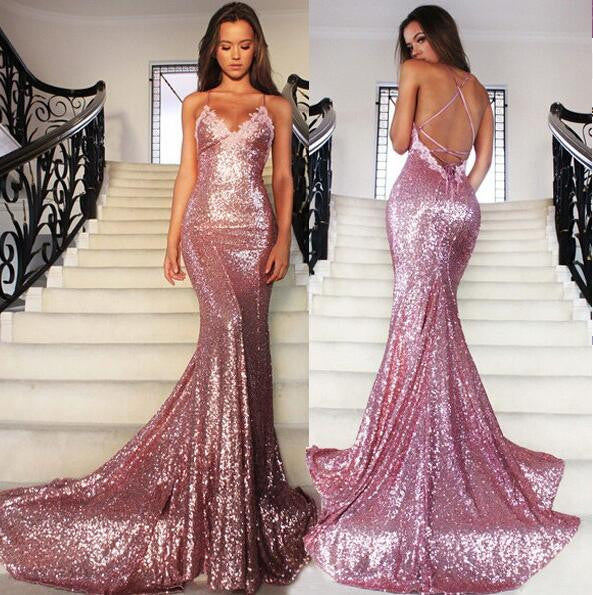 long prom Dress,rose Prom Dress,mermaid prom dress,long prom dress,party dress,BD1416