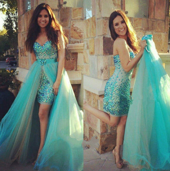 Sexy Prom Dresses,Beading Prom Dress,Two Pieces Prom Dress,New Design Prom Dress,Gorgeous Prom Dress,PD0022