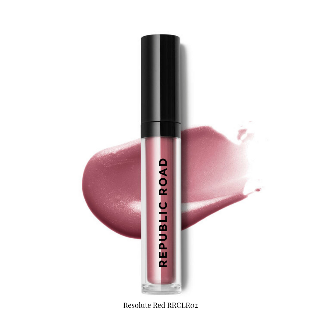 Republic Road Liquid Lip - Resolute Red