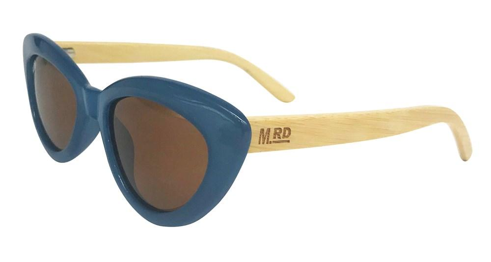 Bette Davis Sunnies Blue Eye Frames