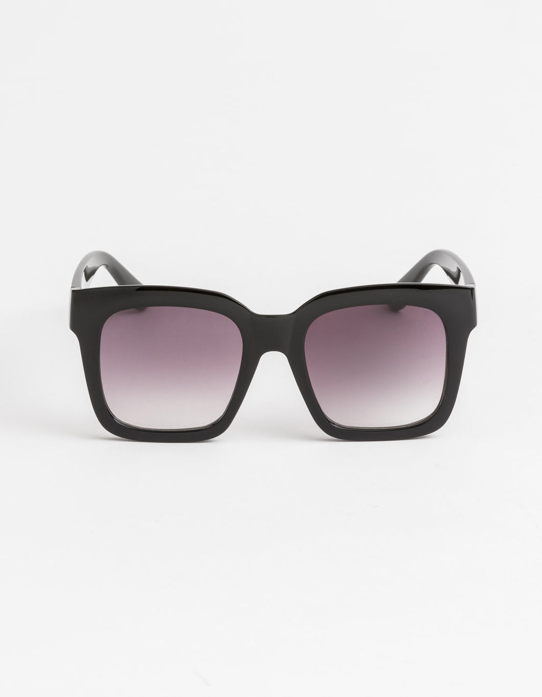 Gwyneth Sunglasses Matt Black