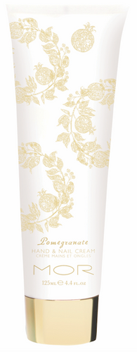 Pomegranate Hand & Nail Cream 125ml