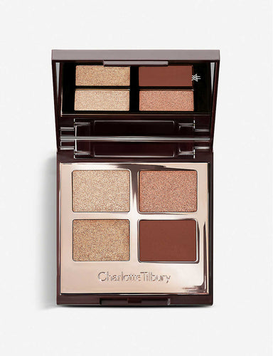 Copper Charge Luxury Eyeshadow Palette