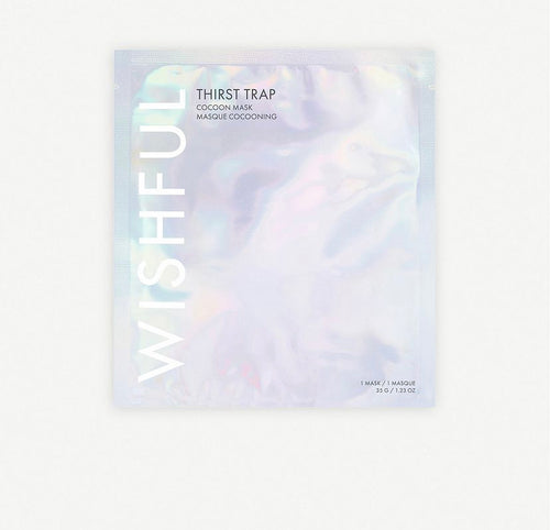 WISHFUL Thirst Trap Hydrating Sheet Mask