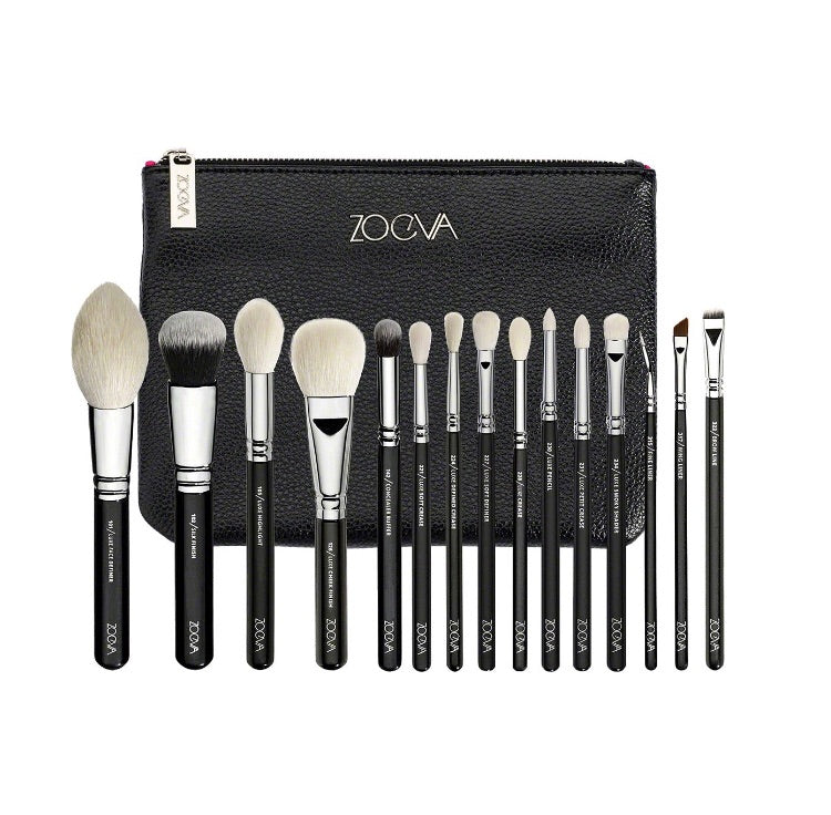 ZOEVA Luxe Complete brush set