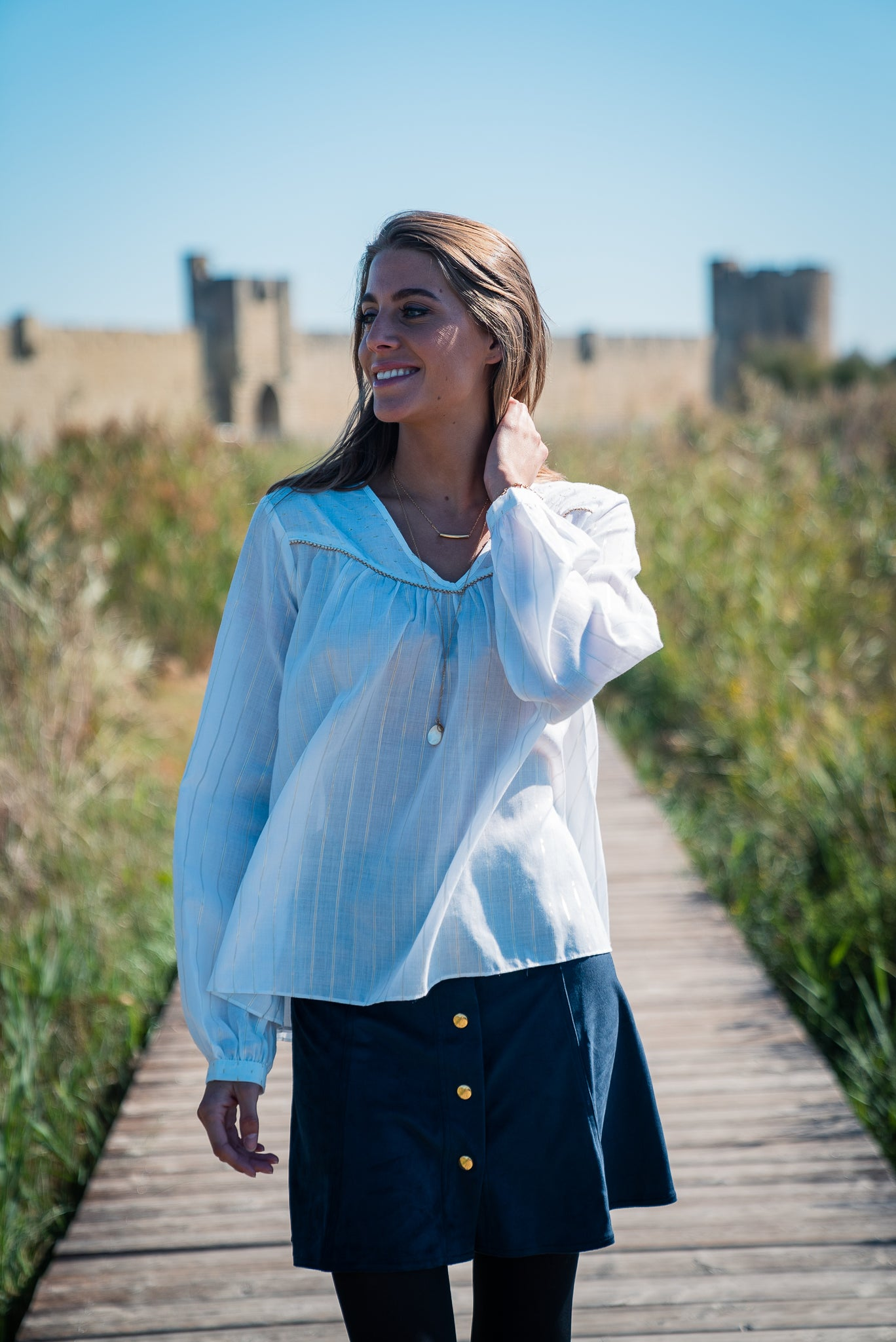 Blouse Aure - Anamour Paris