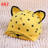 Cat Cap with Ears for Baby - epickstore.com