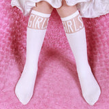 Fun and Adorable Cat Knee Socks for Girls - epickstore.com