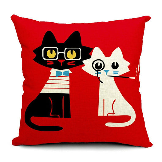Kitty Decorative Cushions - epickstore.com