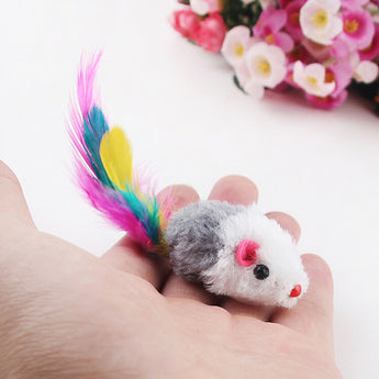 Toy mice for cat (5 pieces) - epickstore.com
