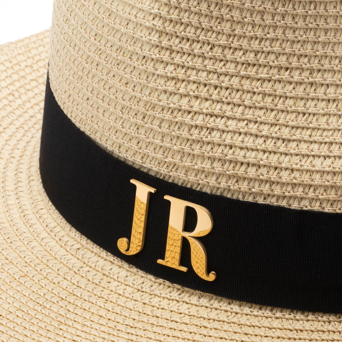 Straw Resort Fedora Hat