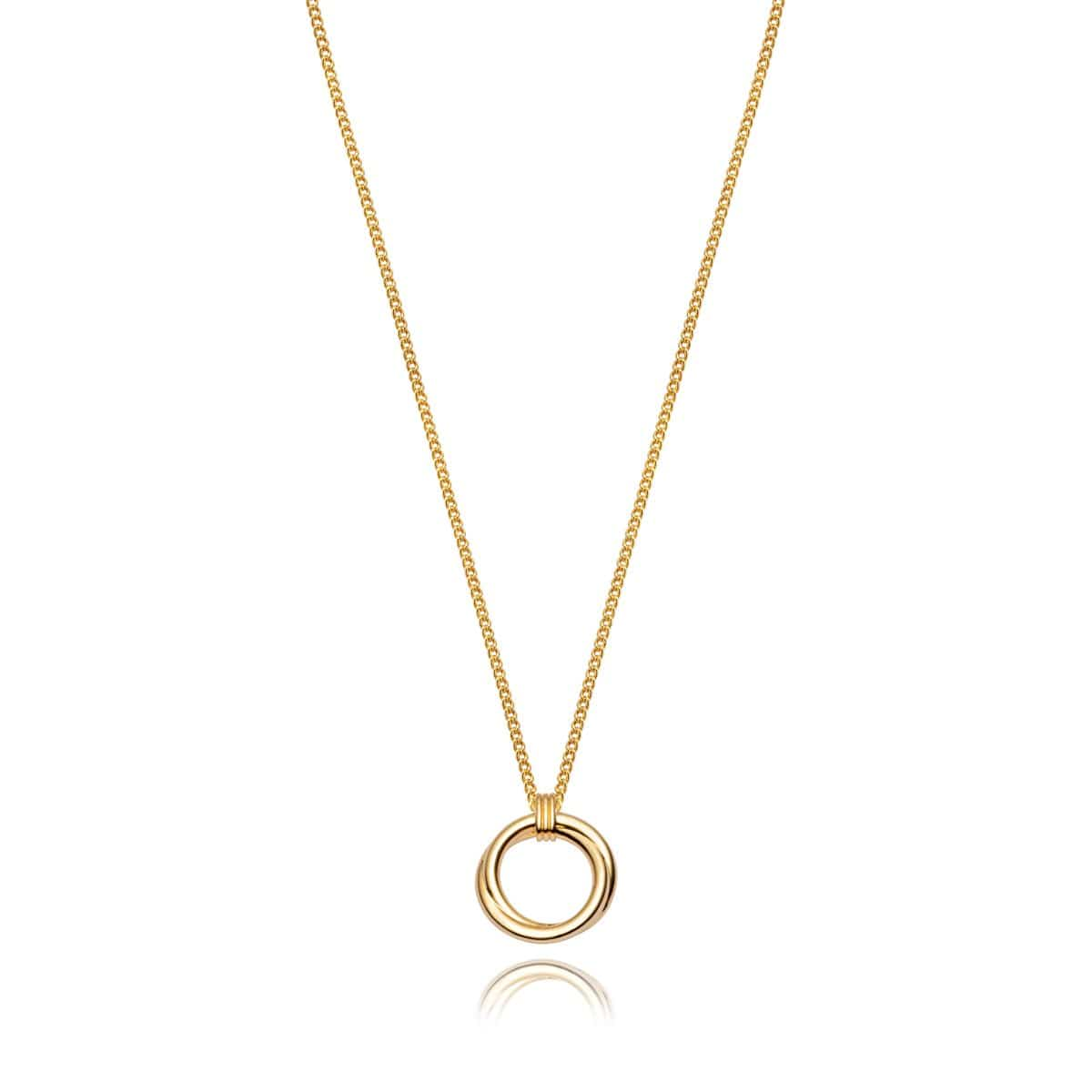 Santorini Necklace (Gold)