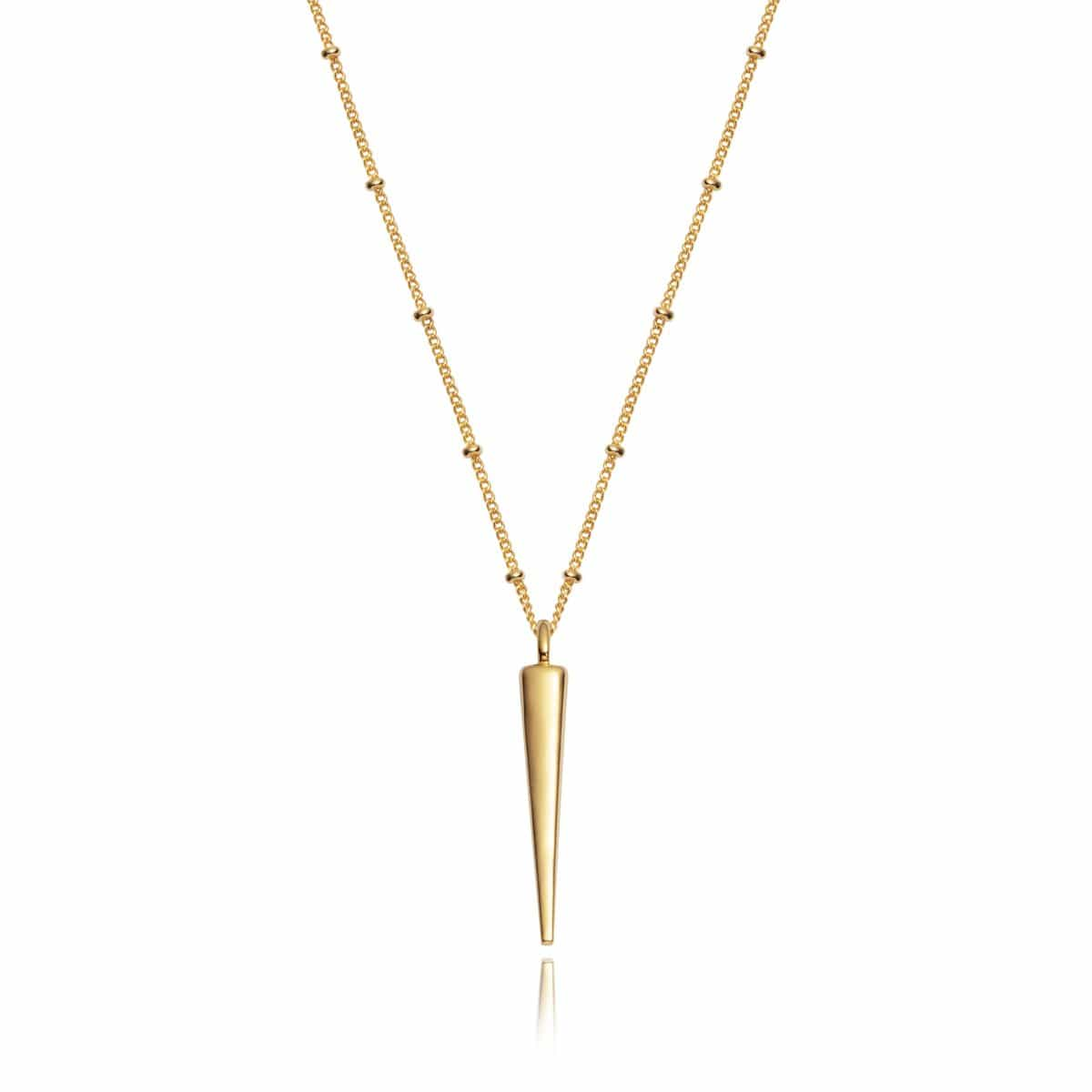 Mykonos Necklace (gold)