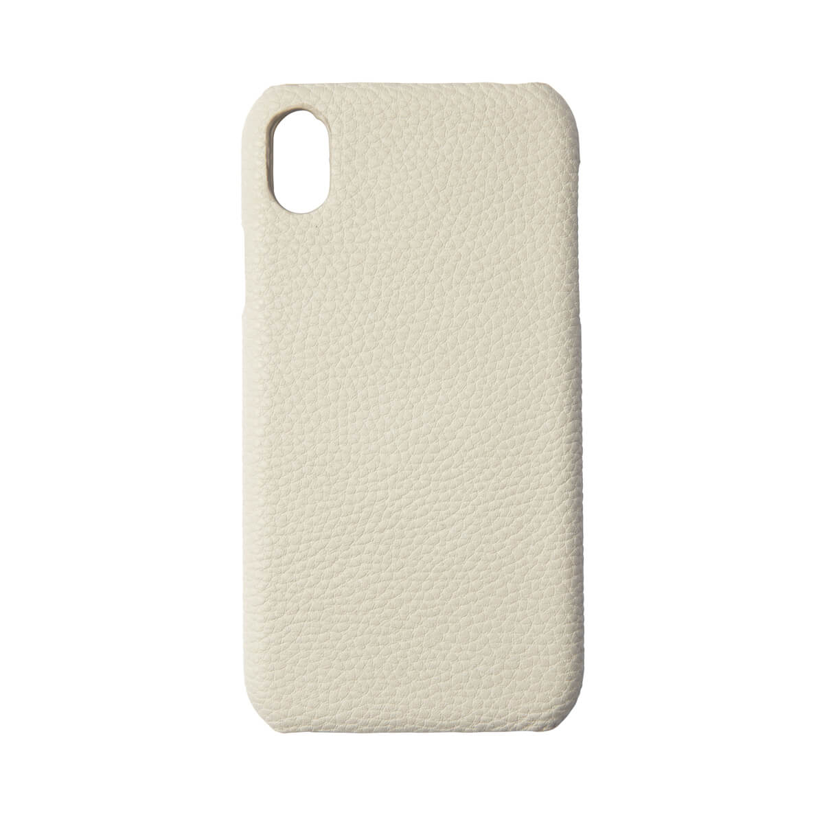 Cream Phone Case (iPhone XR)