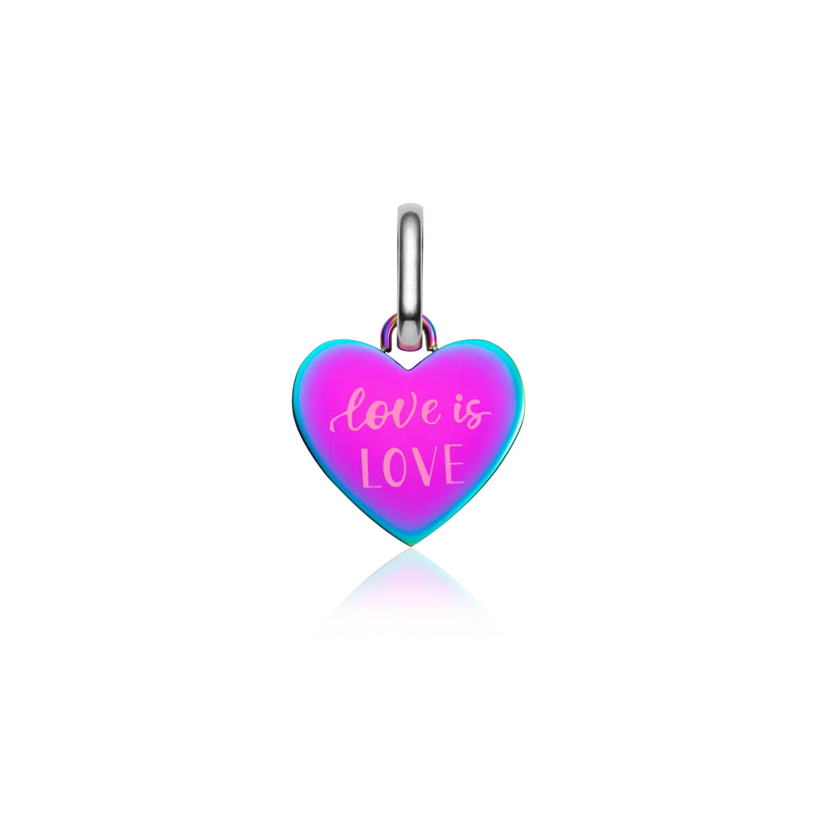 Limited Edition Love Is Love Necklace 🌈