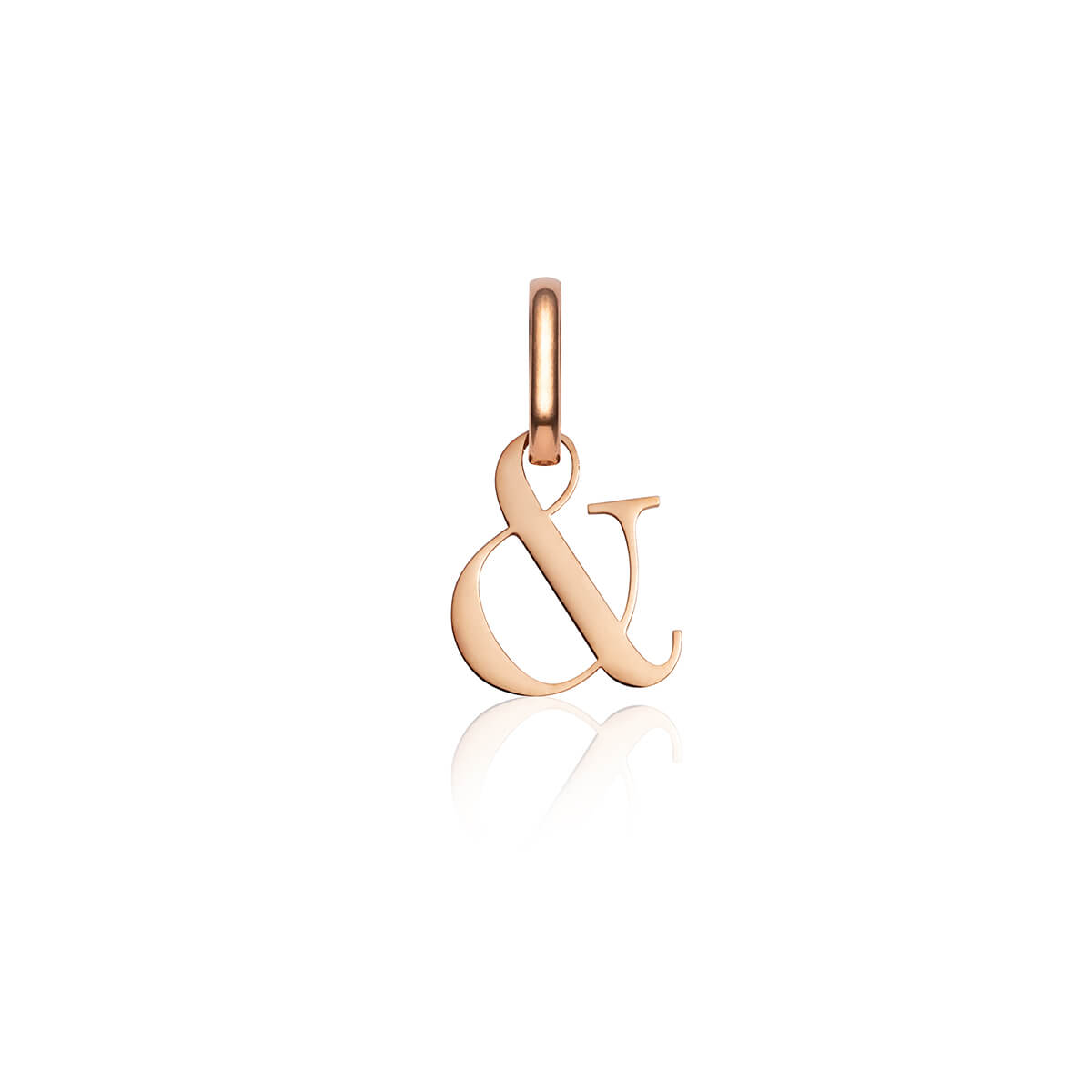 & Pendant (Rose Gold)