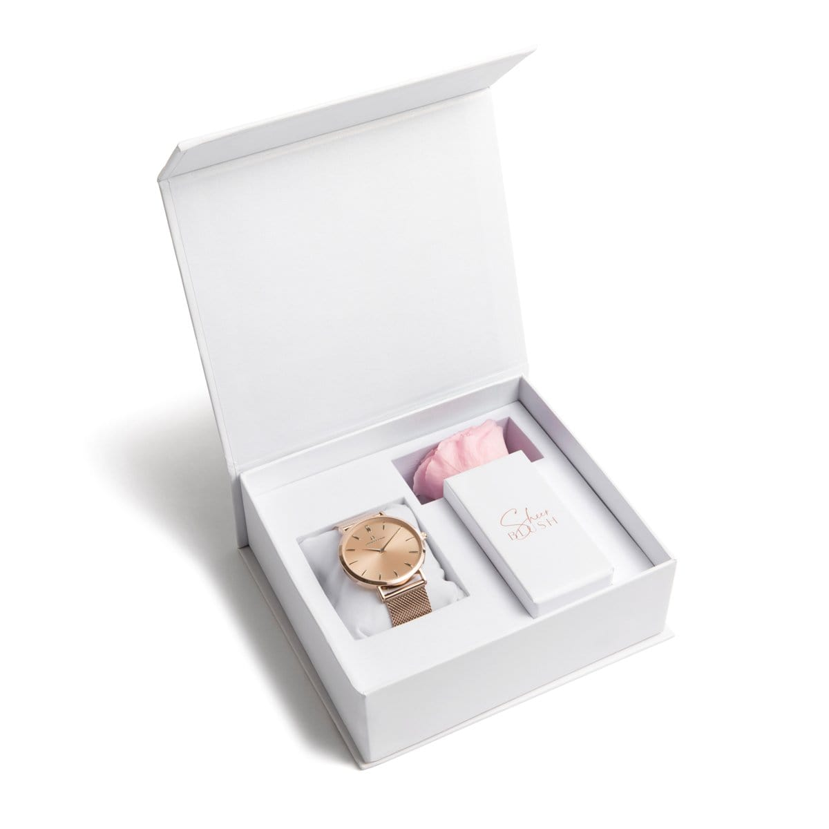 The Blush Eternal Rose Gift Set (Blush)