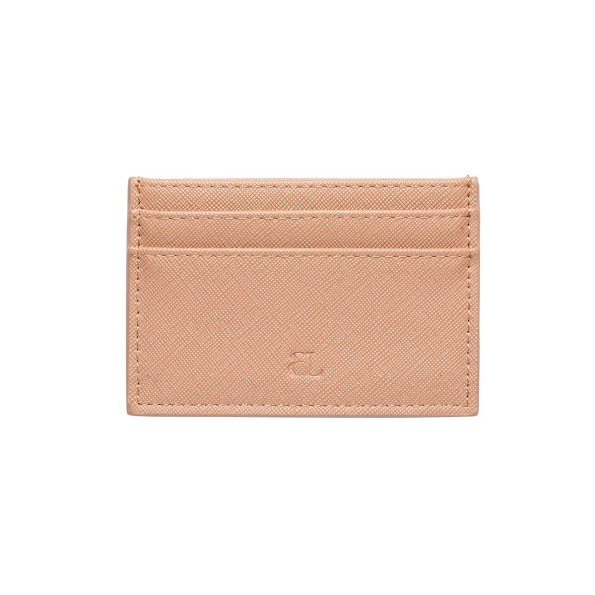 Desert Taupe Clea Card Holder