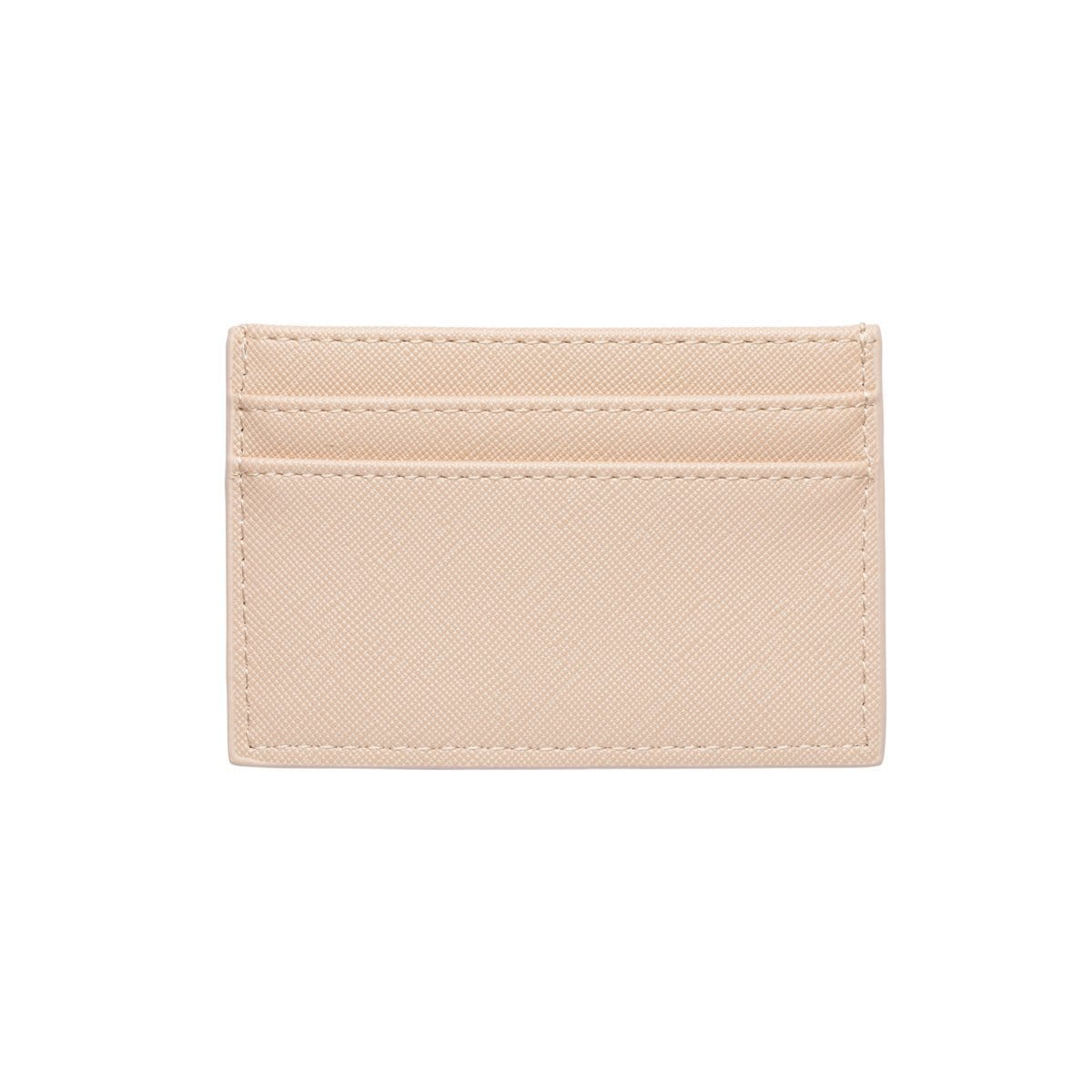 Sand Nude Clea Card Holder
