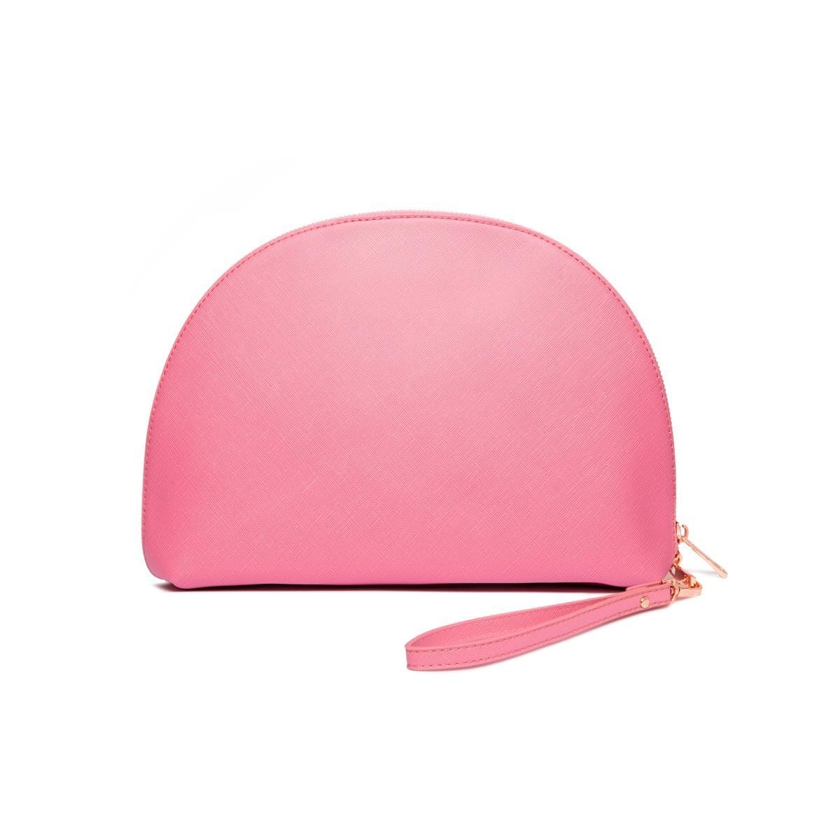 Flamingo Pink Amara Pouch (PERSONALISE ME!)