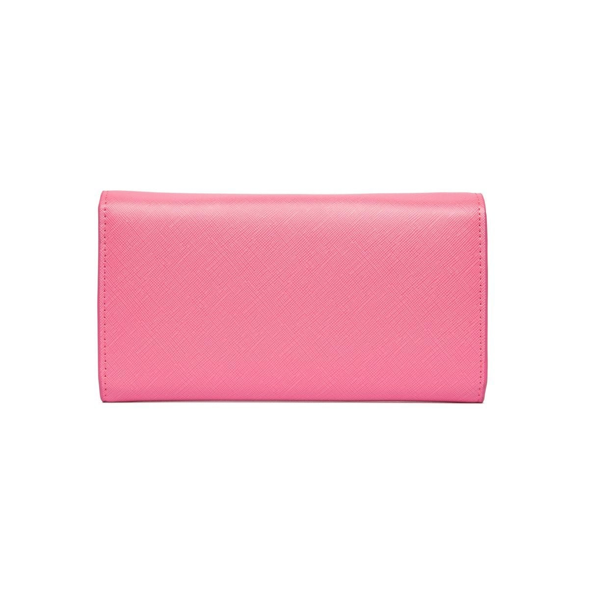 Flamingo Pink Bella Wallet