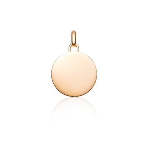 Luna Large Charm (Gold)